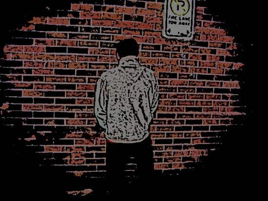pee-on-a-wall