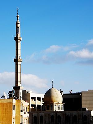 جامع الرحمن (التهاني) - 28 شباط/فبراير 2011