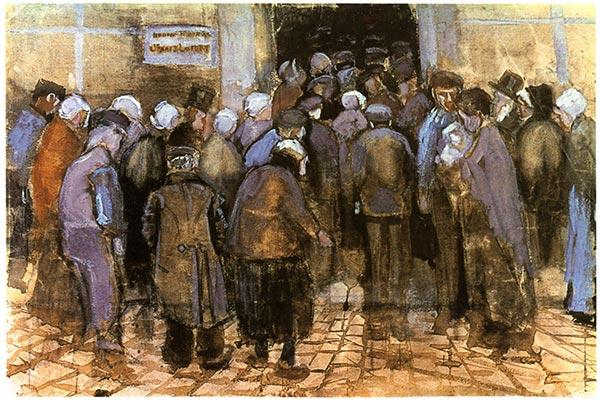 Van Gogh - Die Staatslotterie